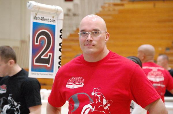 ADCC Europe President Marko Leisten